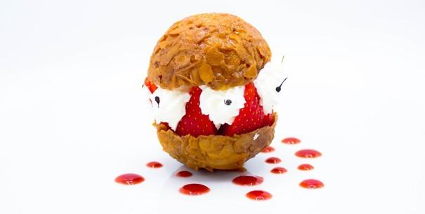 dessert fete des meres la roche le roy